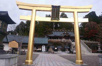 写真:火の神様、秋葉神社。