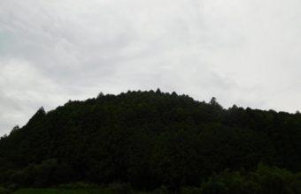 写真:明けない梅雨